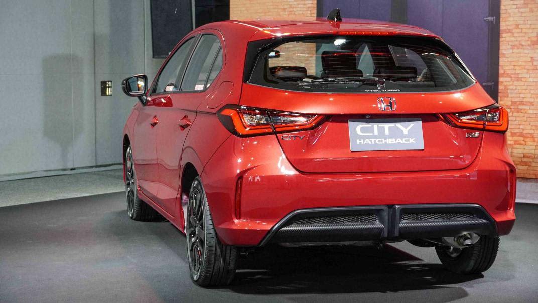 2021 Honda City Hatchback 1.0 Turbo RS Exterior 051