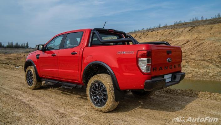 2021 Ford Ranger FX4 MAX Exterior 007