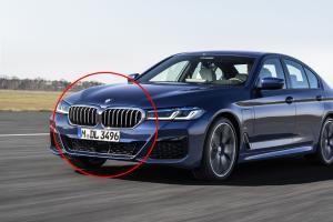 2021 BMW 5-Series ออกแบบดูเทอะทะ แต่ชนะ Tesla Model 3 ตรงการลู่ลมดีกว่าซะงั้น