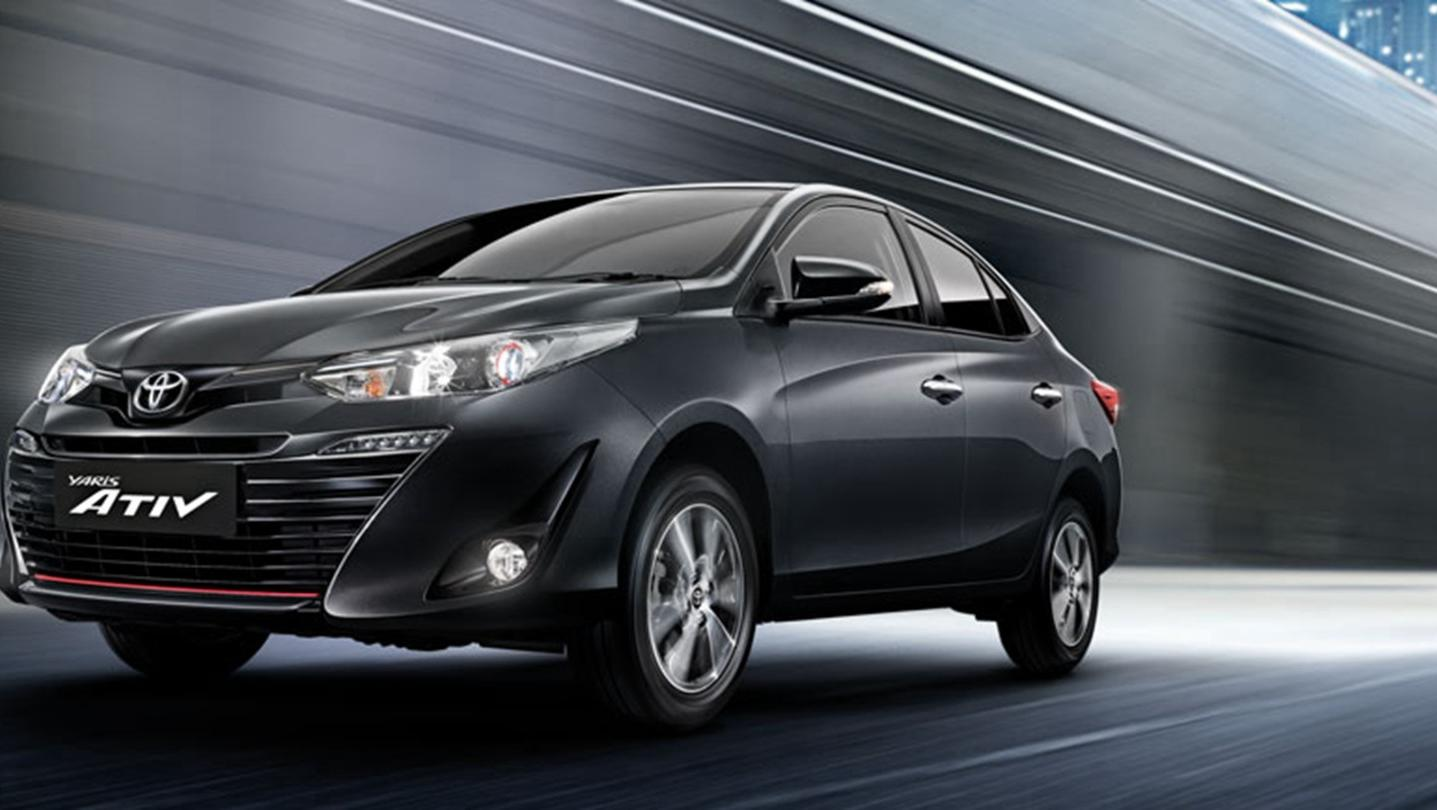 Toyota Yaris-Ativ 2020 Exterior 004