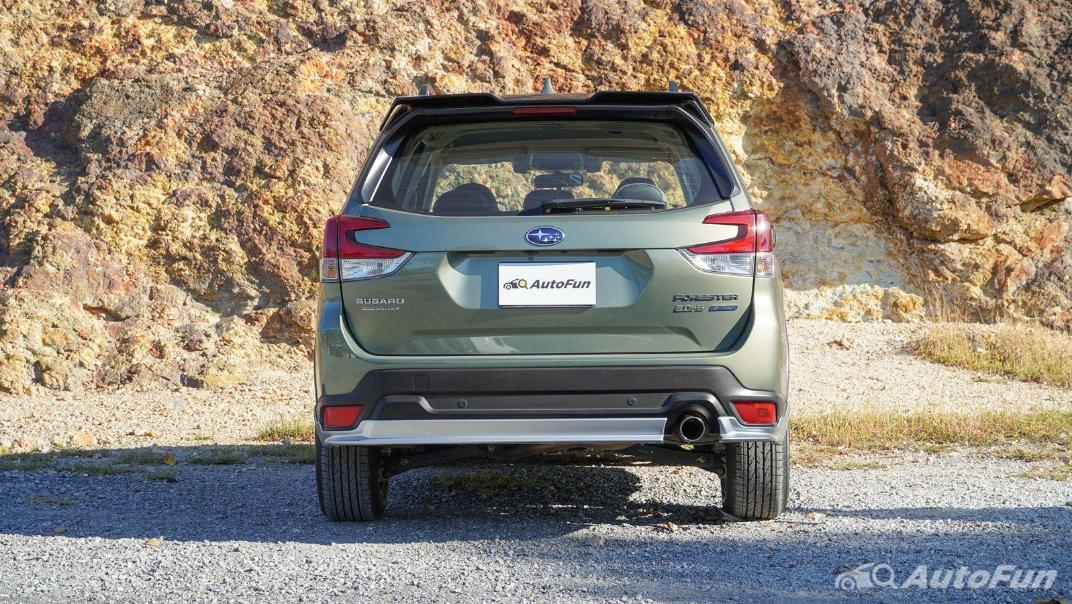 2020 Subaru Forester 2.0i-S EyeSight GT Exterior 006