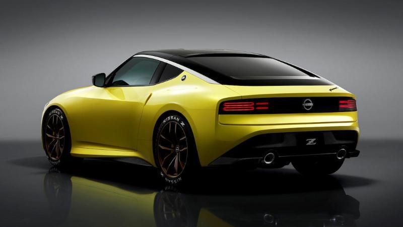 นิสสันเตรียมส่ง 2021 Nissan 400Z จะสู้ Toyota Supra ได้ไหม? 02