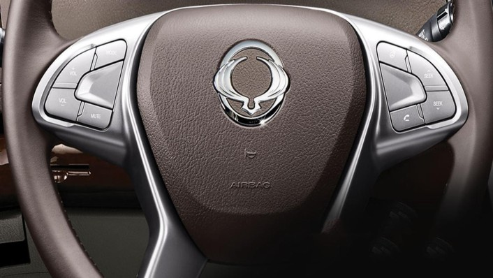 Ssangyong Stavic Public 2020 Interior 004