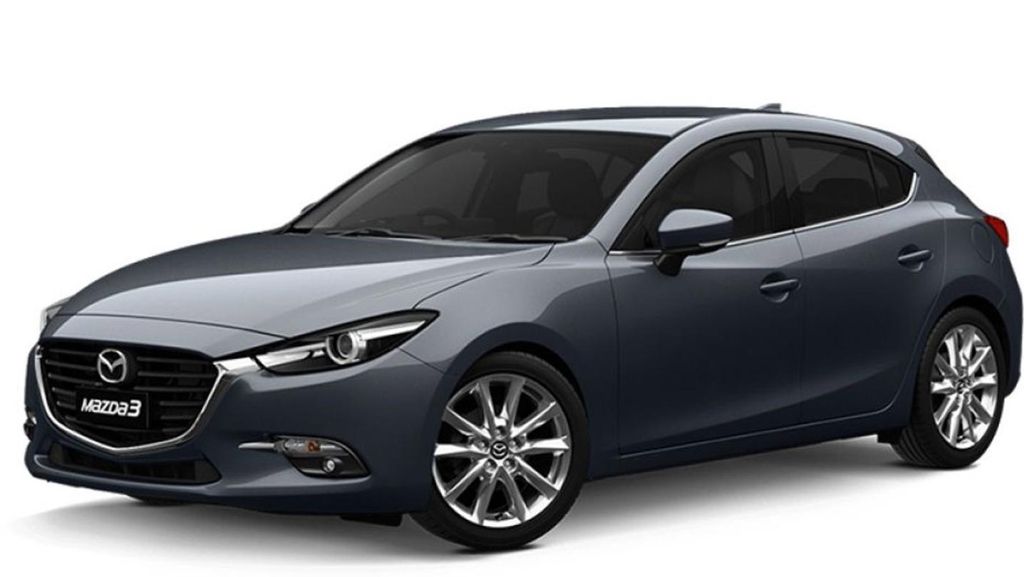 Mazda 3 Fastback 2020 Others 008