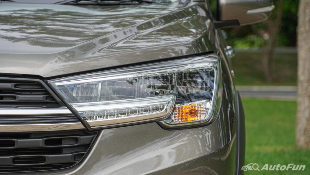 2020 1.5 Suzuki XL7 GLX Exterior 016