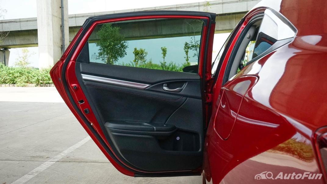 2020 Honda Civic 1.5 Turbo RS Interior 055