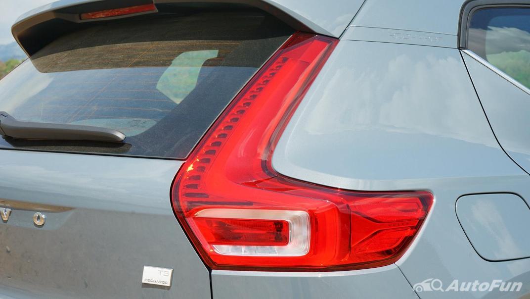 2020 Volvo XC 40 2.0 R-Design Exterior 023