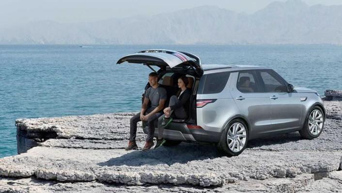 Land Rover Discovery 2020 Exterior 005