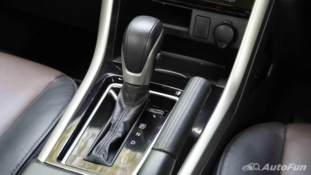 2020 Mitsubishi Xpander 1.5 Cross AT Interior 013