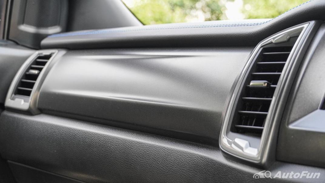 Ford Ranger Raptor 2.0L EcoBlue Interior 041