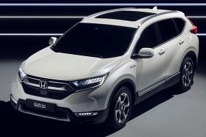 ลุ้นเข้าเมืองไทย 2021 Honda CR-V PHEV ประหยัดน้ำมันล้ำ ๆ แตะ 50 กม.ต่อลิตร