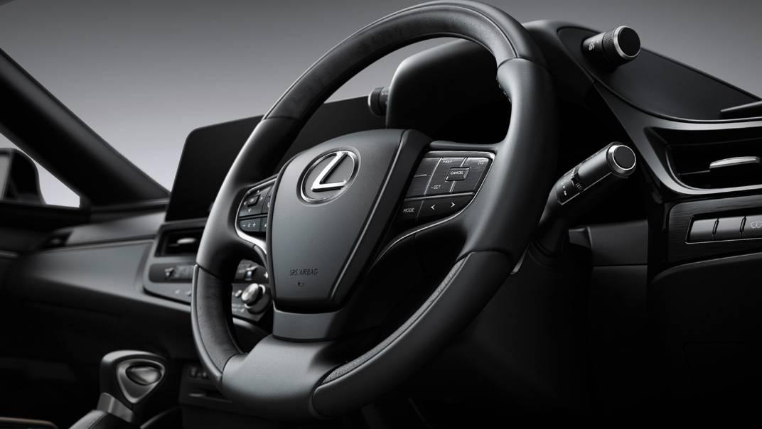 2021 Lexus ES 300h Premium Interior 010