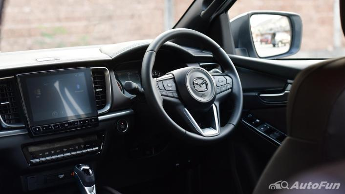 2021 Mazda BT-50 Pro Double Cab 1.9 SP Hi-Racer 6AT Interior 003