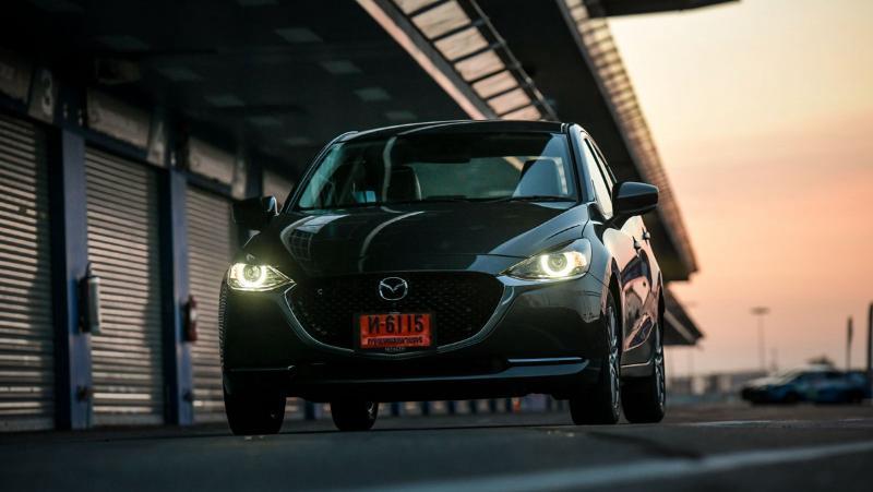 New 2020 Mazda 2 มาสด้า 2