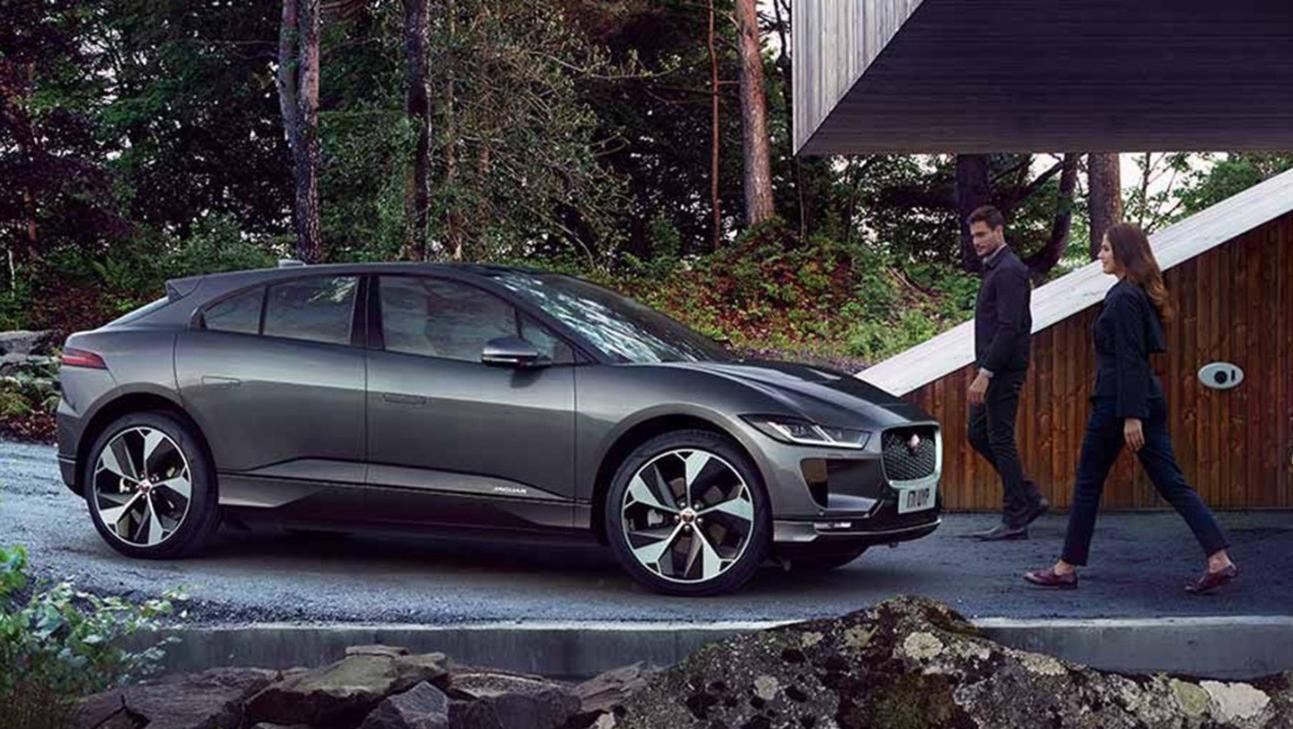 Jaguar I-Pace Public 2020 Exterior 006