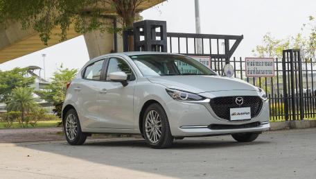 2021 Mazda 2 Hatchback 1.5 XDL Sports ราคารถ, รีวิว, สเปค, รูปภาพรถในประเทศไทย   AutoFun