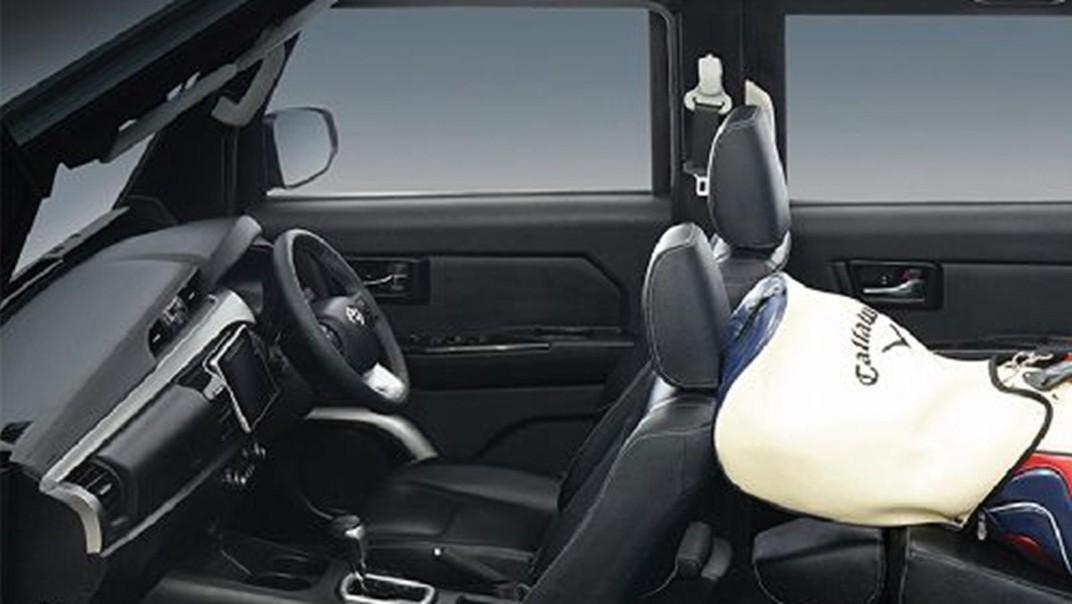 Thairung TR Transformer II 5 Seater 2020 Interior 002
