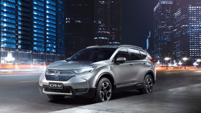 Honda CR-V 2020 Exterior 006