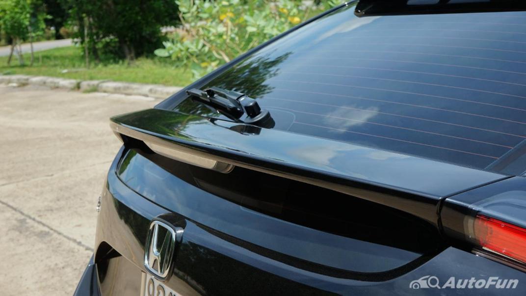 2020 Honda Civic 1.5 Turbo RS Exterior 055