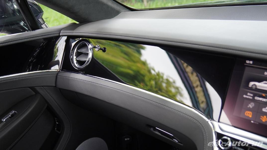 2020 Bentley Continental-GT 4.0 V8 Interior 020