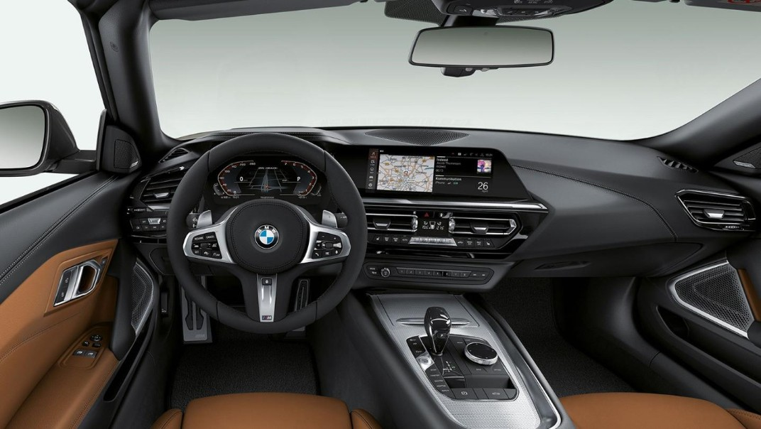 BMW Z4 Roadster 2020 Interior 001