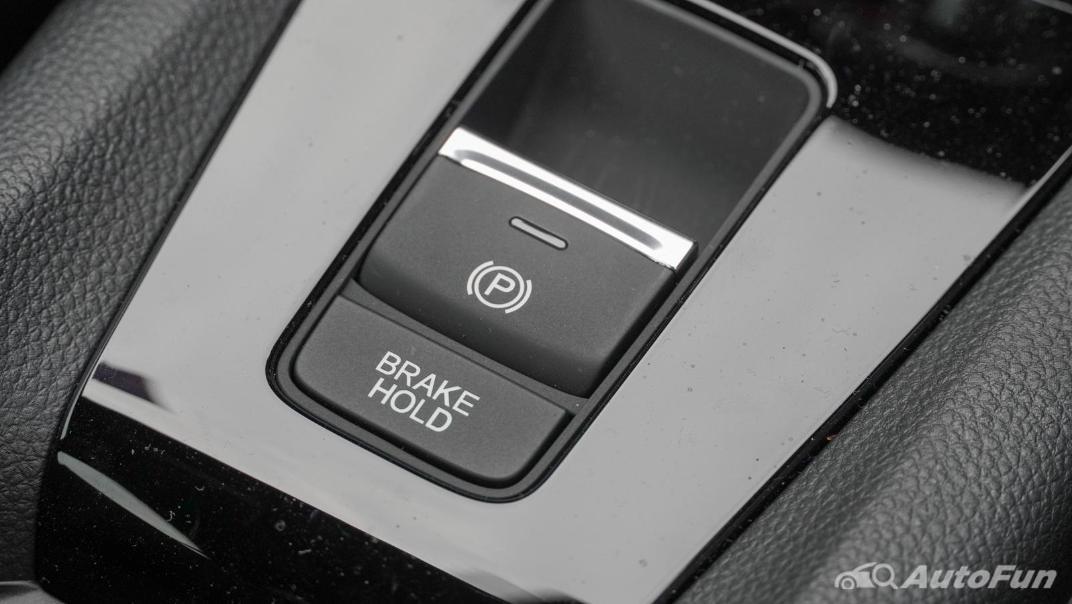 2021 Honda City e:HEV RS Interior 031