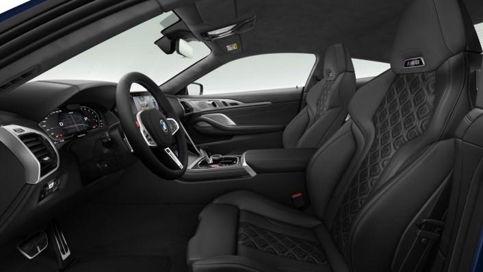 BMW M8 2020 Interior 001