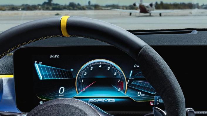 Mercedes-Benz CLA-Class 2020 Interior 008