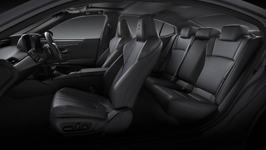 2021 Lexus ES 300h Premium Interior 011
