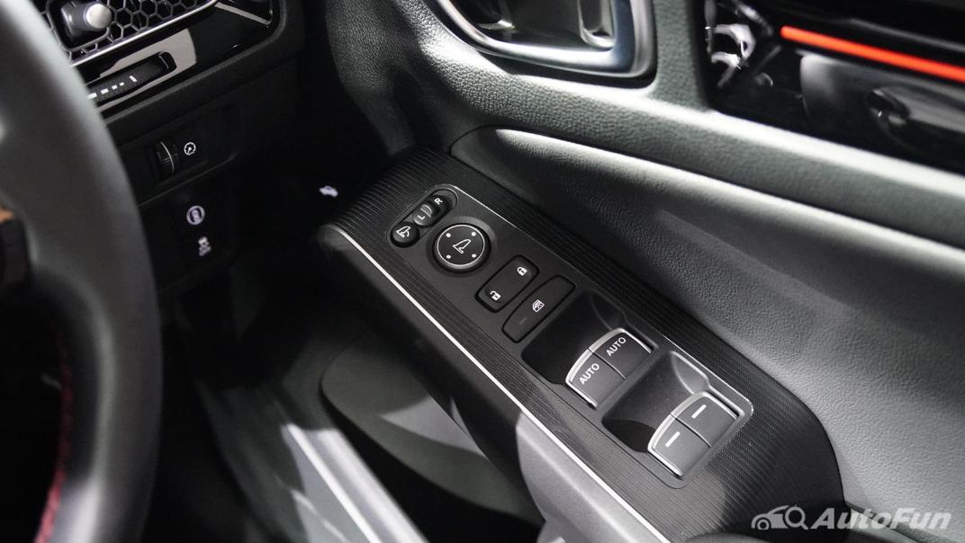 2022 Honda Civic RS Interior 110