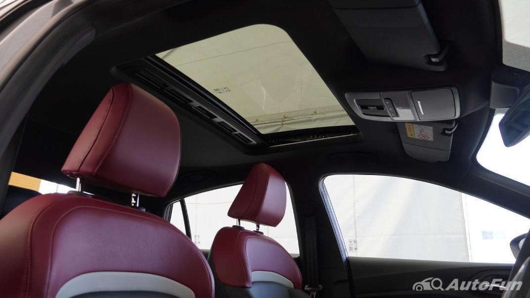 2021 MG 5 Upcoming Version Interior 022