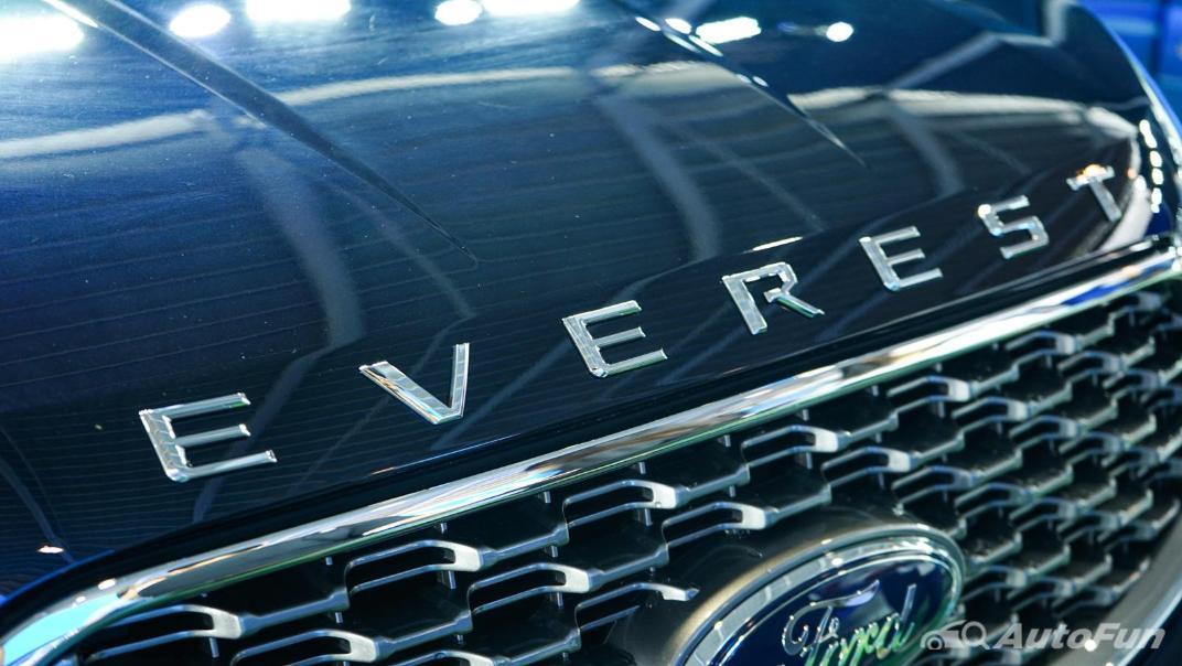 2021 Ford Everest Titanium+ Exterior 024
