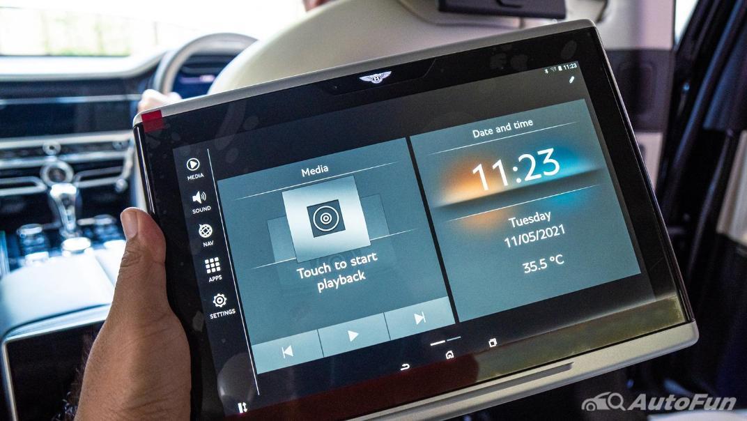 2020 Bentley Flying Spur 6.0L W12 Interior 059