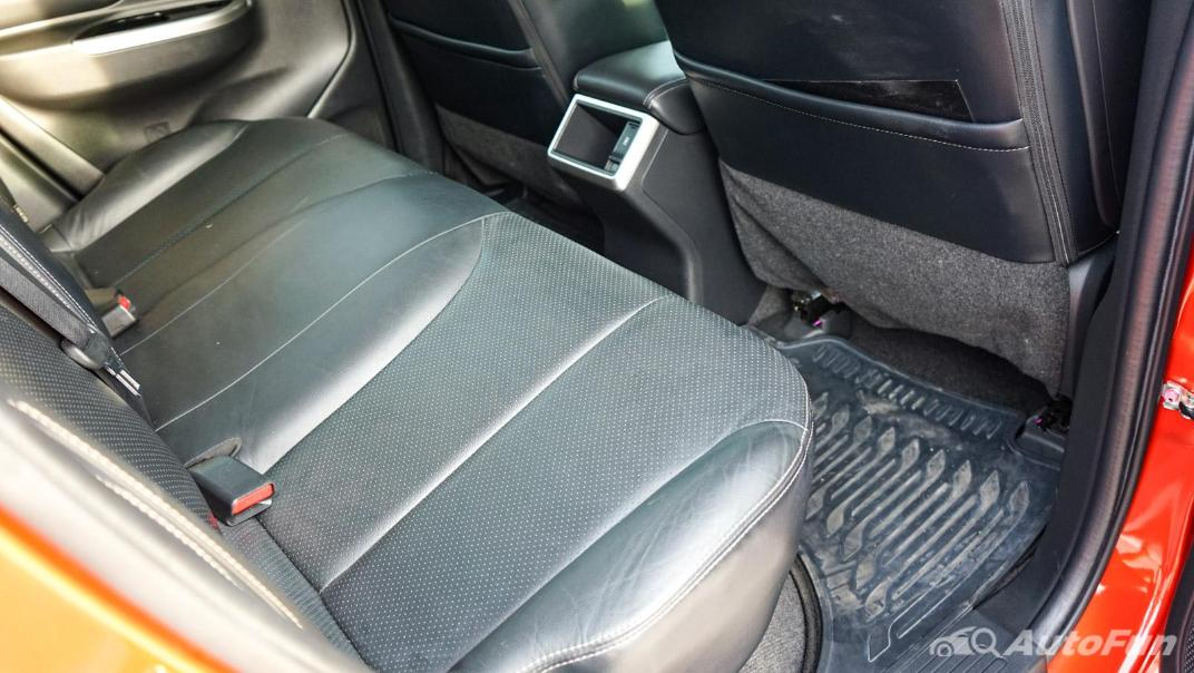 2020 Mitsubishi Triton Double Cab 4WD 2.4 GT Premium 6AT Interior 033