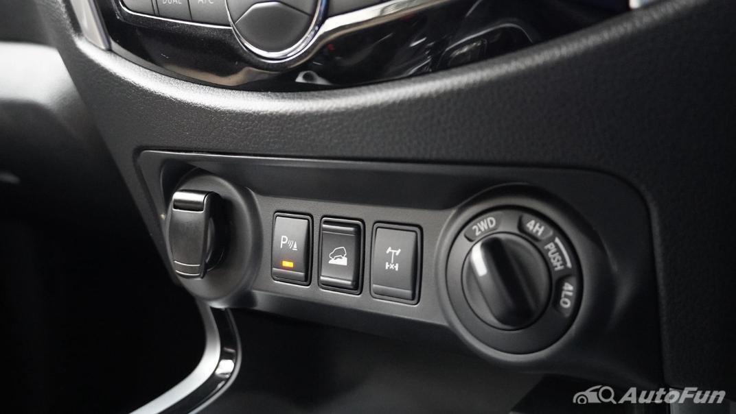 2021 Nissan Navara Double Cab 2.3 4WD VL 7AT Interior 025
