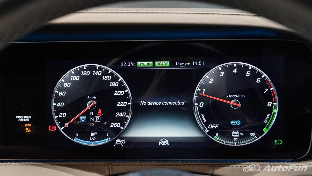 Mercedes-Benz S-Class S 560 e AMG Premium Interior 004