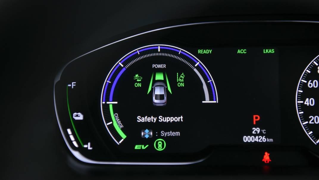 2021 Honda Accord 2.0L e:HEV EL+ Interior 026