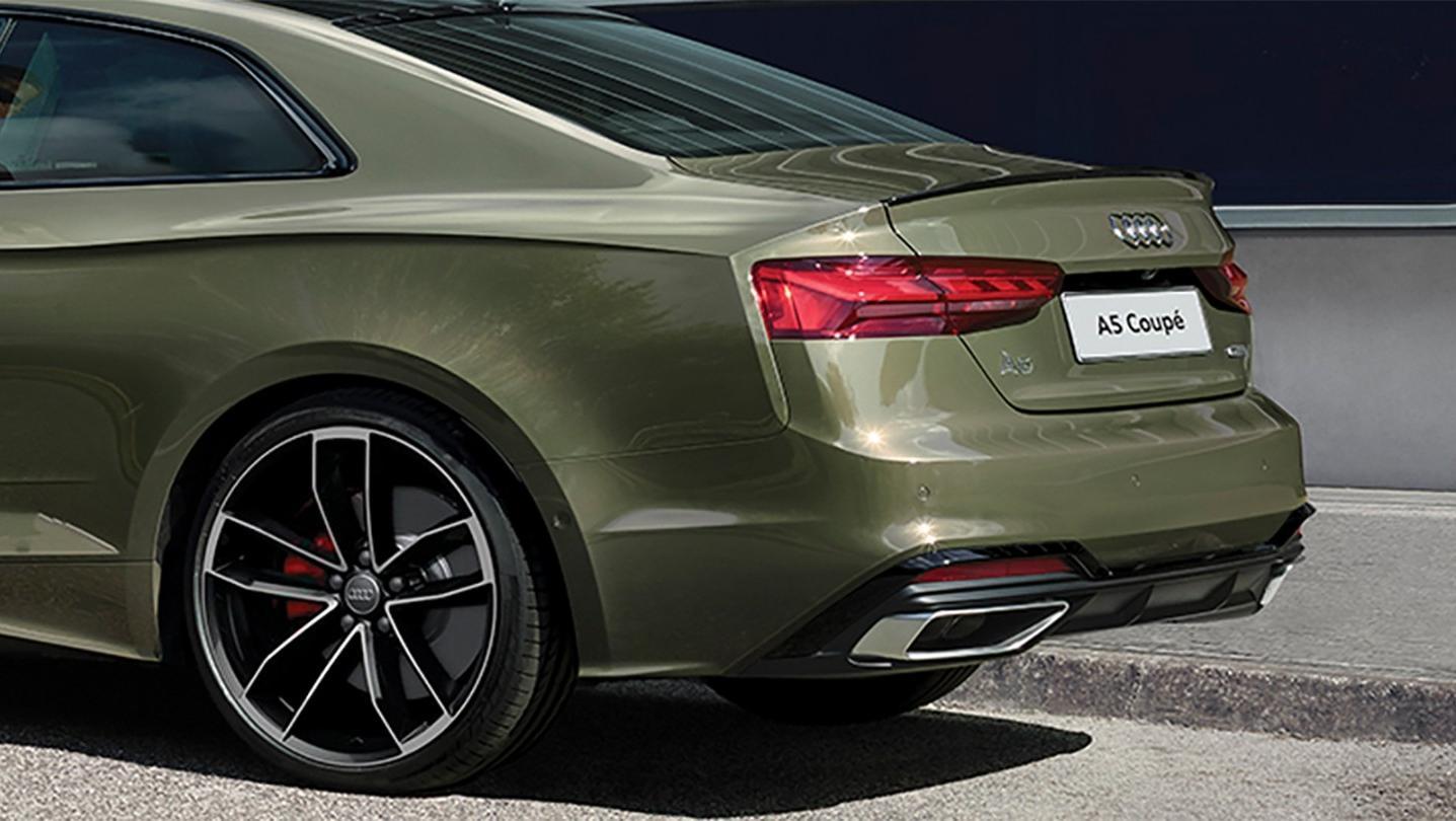 Audi A5 Public 2020 Exterior 001