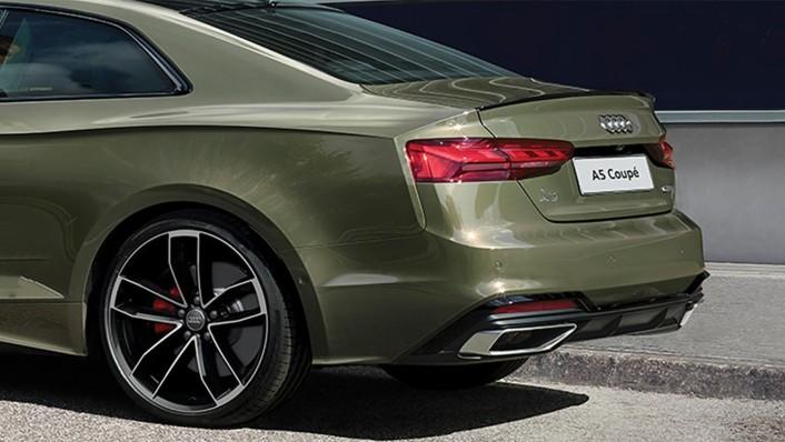Audi A5 2020 Exterior 001