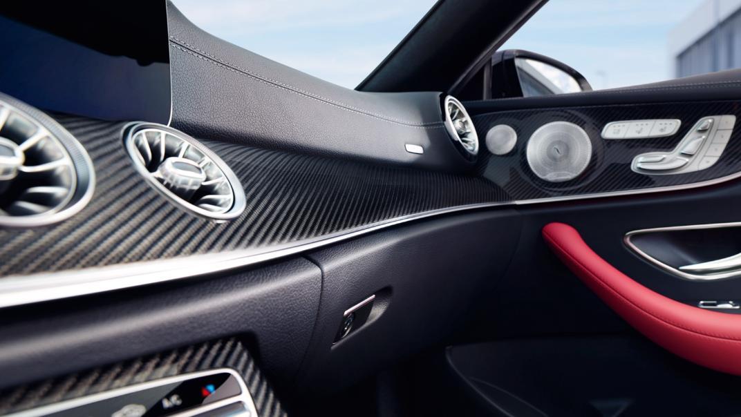 2021 Mercedes-Benz E-Class Cabriolet E 200 AMG Dynamic Interior 076