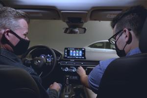 วีดีโอพาชม 2022 Honda Civic ใหม่ ชัดเจนทุกฟังก์ชั่น ใครคิดจับจองไม่ควรพลาดชม!