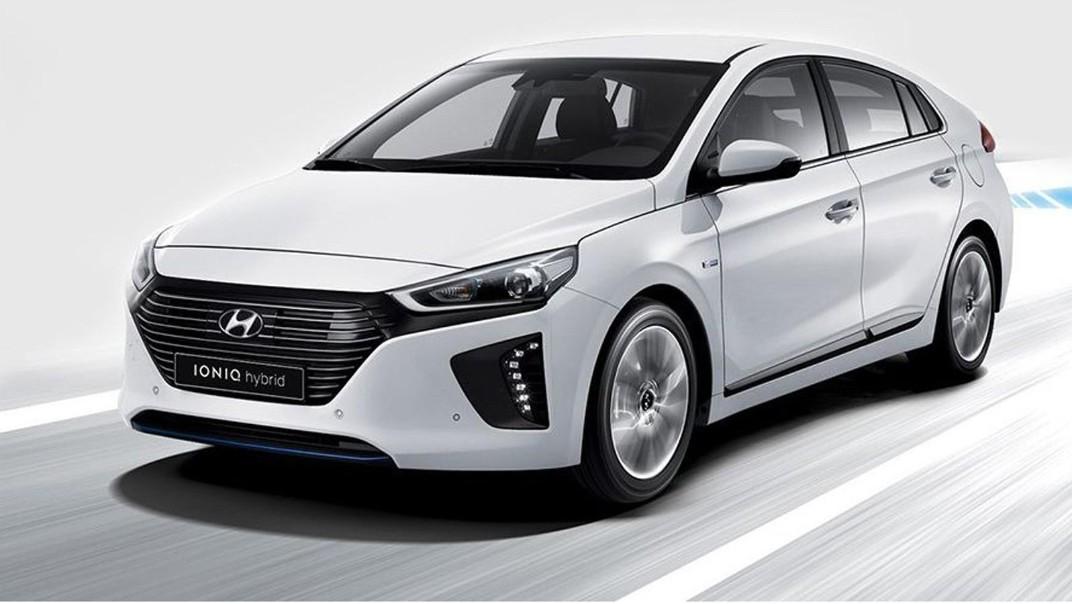 Hyundai Ioniq 2020 Exterior 005