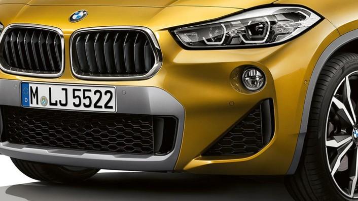 BMW X2 2020 Exterior 006