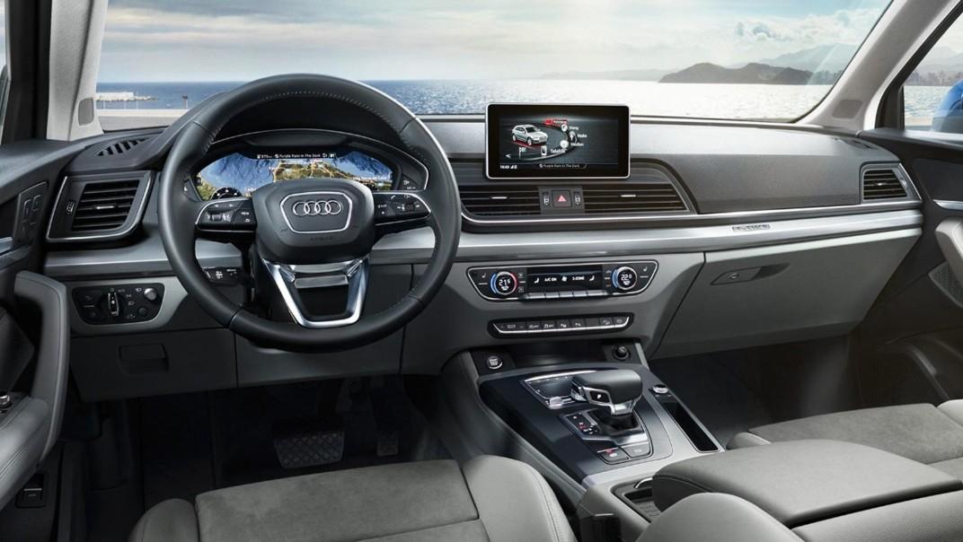 Audi Q5 2020 Interior 001