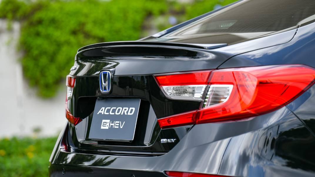 2021 Honda Accord 2.0L e:HEV EL+ Exterior 030