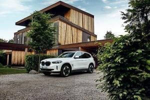 All-New 2020 BMW iX3 รถเอนกประสงค์ไฟฟ้าล้วนคันแรกจากค่ายบีเอ็มดับเบิลยู