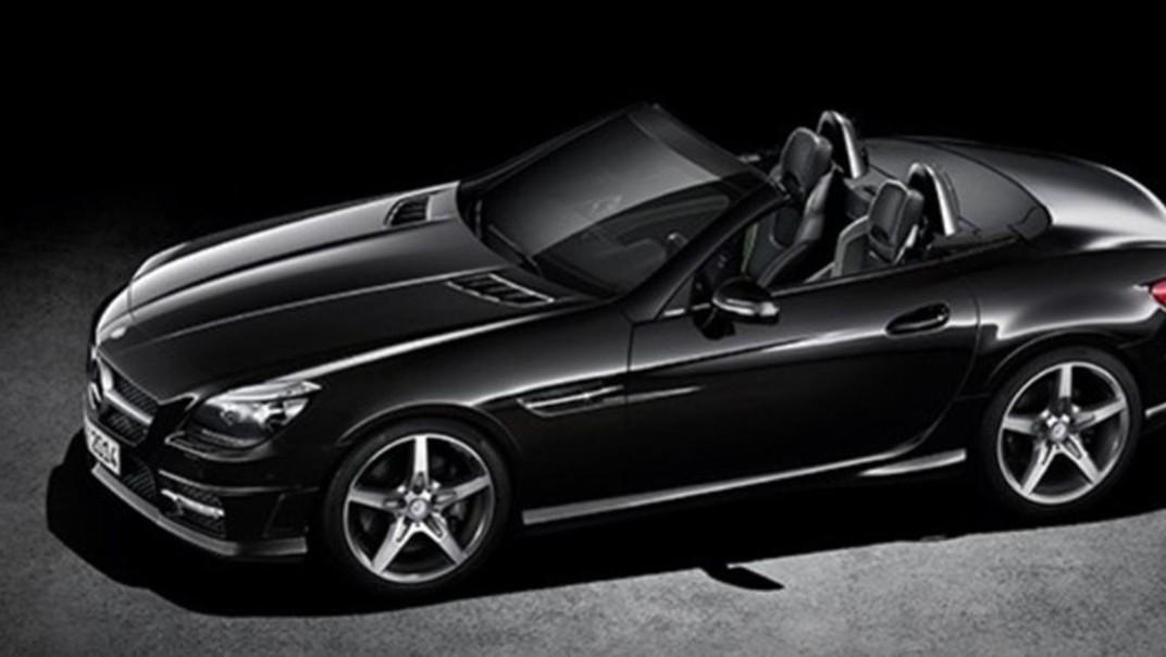 Mercedes-Benz SLK-Class 2020 Exterior 017