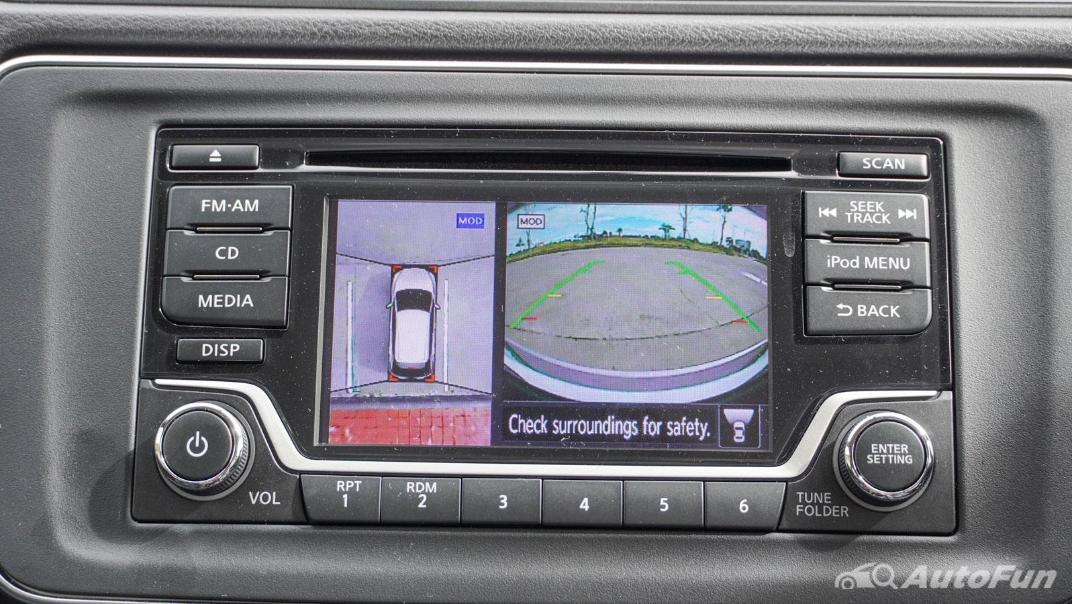 2020 Nissan Leaf Electric Interior 016