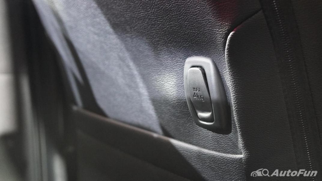 2021 Toyota Fortuner 2.8 GR Sport 4WD Interior 036