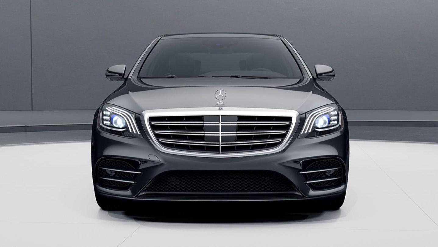 Mercedes-Benz S-Class 2020 Exterior 014